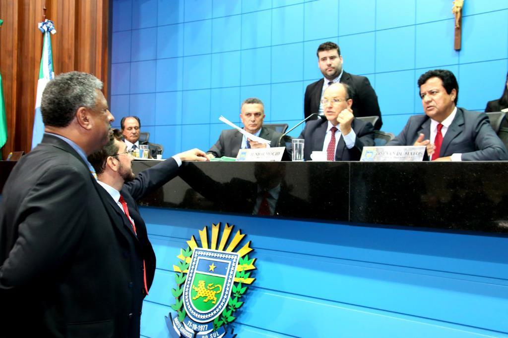 Comissão para apurar denúncia de eventual crime de responsabilidade é criada