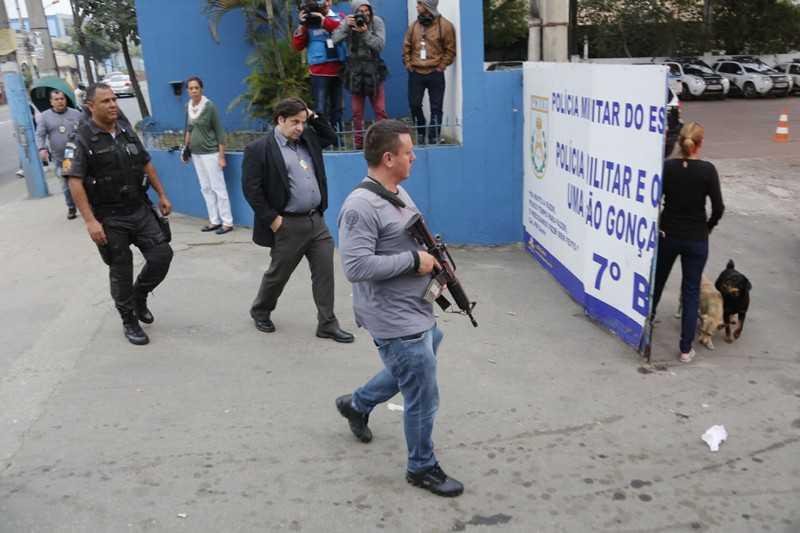 Operação Calabar: mais de 90 PMs acusados de ligação com o tráfico