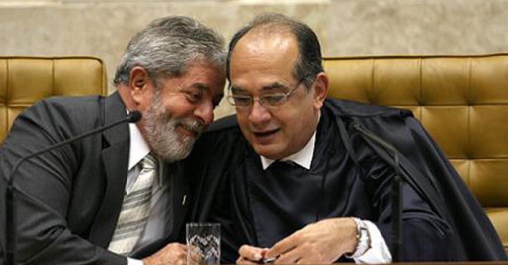 Gilmar Mendes critica STF ao não julgar HC de Lula