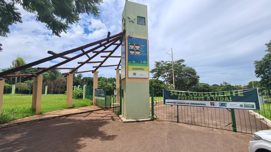 Parque das Nações Indígenas tem novo horário de funcionamento
