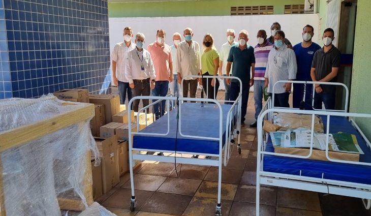 Com novos equipamentos, Ribas terá leitos de semi-UTI no Hospital 19 de Março