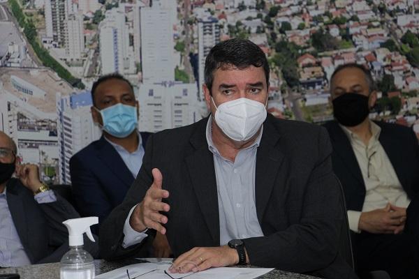 Riedel anuncia R$ 45 milhões para obras do novo acesso às Moreninhas