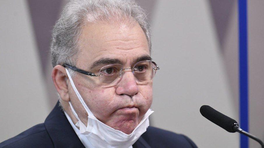 Em reunião com a OMS, Queiroga sugere diálogo sobre tratamento precoce
