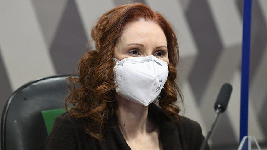 """CPI da Covid: """"cloroquina não funciona"""", diz Natalia Pasternak"""