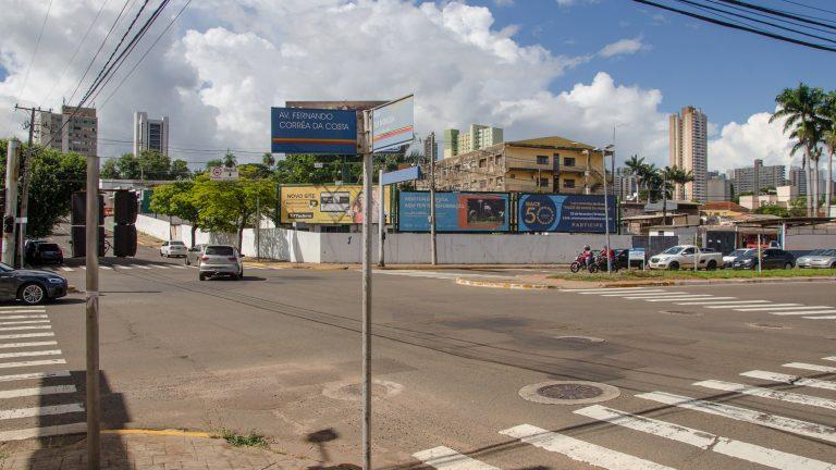 Obras: ruas e avenidas centrais serão interditadas a partir de segunda