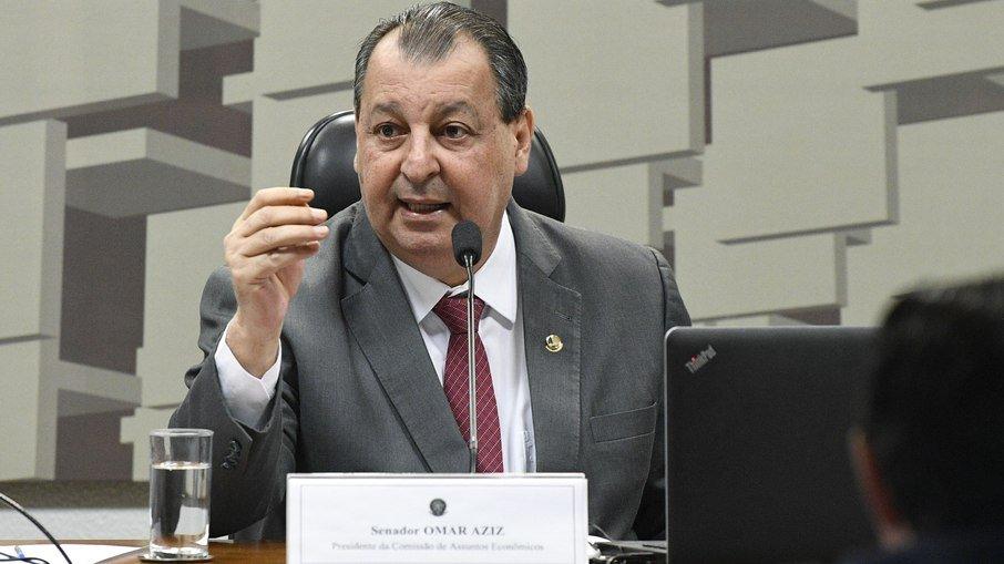 Aziz afirma que o Senado vai recorrer decisão de Rosa Weber