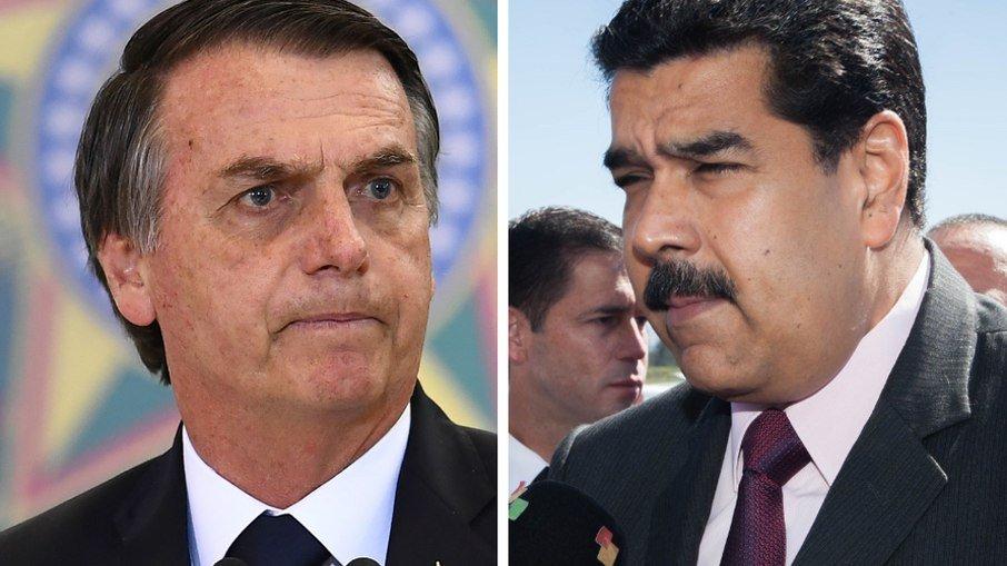 Bolsonaro e Maduro considerados os piores gestores no combate à Covid