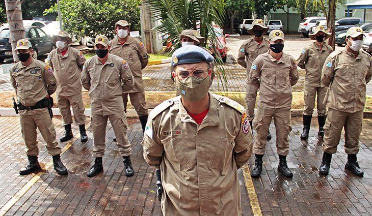 Segurança Pública: 166 policiais e bombeiros militares são promovidos