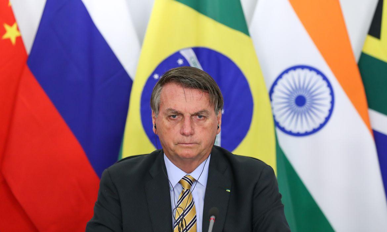 """Bolsonaro minimiza fato de Ciro Nogueira ser réu em ações: """"Eu sou réu no STF"""""""