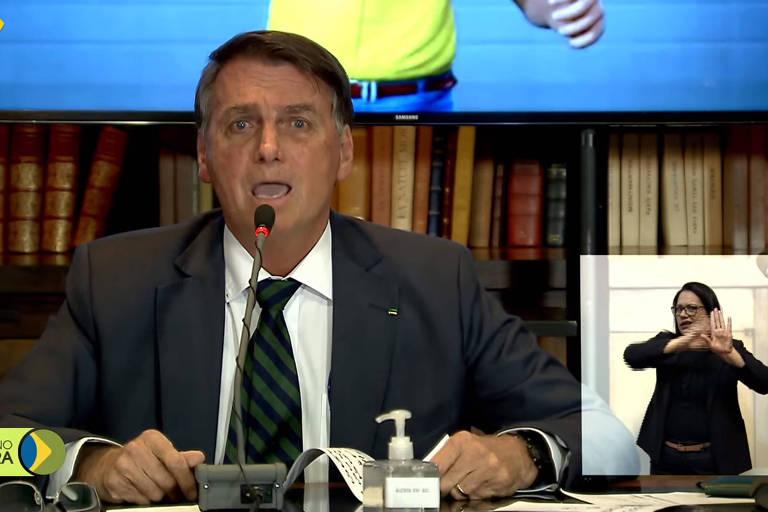 Bolsonaro é chamado de 'moleque' por ministro da Suprema Corte, diz jornalista
