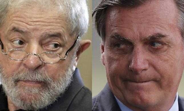 Lula amplia vantagem sobre Bolsonaro: 43,3% a 38,2%, mostra pesquisa