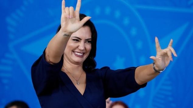 Bolsonaro concede medalha de mérito a Lira, Pacheco, Michelle e 12 ministros